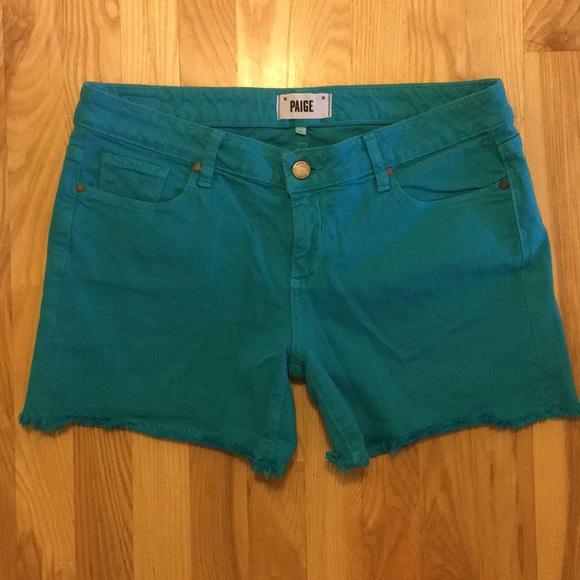 PAIGE Pants - Paige Jimmy Jimmy short